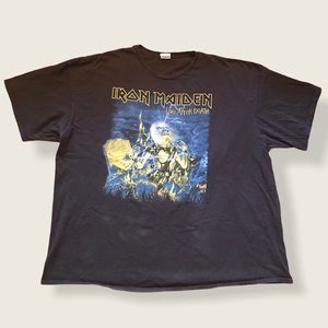 Rare like Vintage Iron maiden 2019 Official Merch